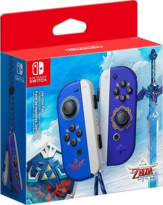 Einfach und sicher online bestellen: Nintendo Switch Joy-Con 2er-Set Skyward Sword in Österreich kaufen.
