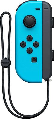 Einfach und sicher online bestellen: Nintendo Switch Joy-Con (L) Neon Blau in Österreich kaufen.