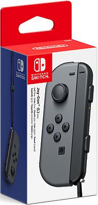 Einfach und sicher online bestellen: Nintendo Switch Joy-Con (L) Grau in Österreich kaufen.