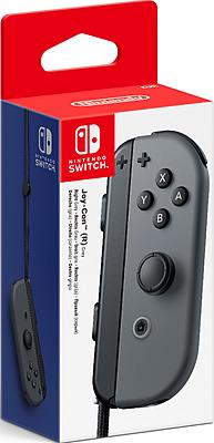 Einfach und sicher online bestellen: Nintendo Switch Joy-Con (R) Grau in Österreich kaufen.