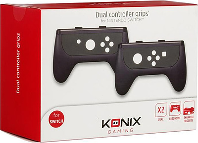 Einfach und sicher online bestellen: Nintendo Switch Konix Ergonomic Pads in Österreich kaufen.