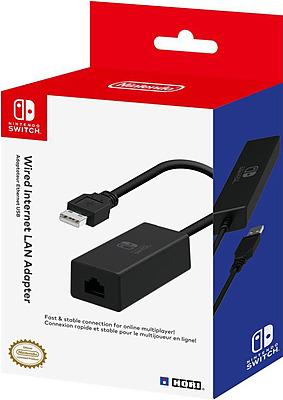Einfach und sicher online bestellen: Nintendo Switch HORI LAN Adapter in Österreich kaufen.