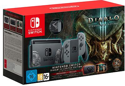 Einfach und sicher online bestellen: Nintendo Switch Diablo III Limited Edition in Österreich kaufen.