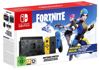Einfach und sicher online bestellen: Nintendo Switch Fortnite Special Edition in Österreich kaufen.