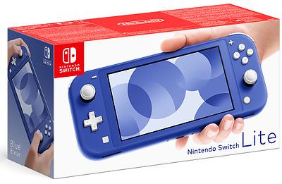 Einfach und sicher online bestellen: Nintendo Switch Lite Blau in Österreich kaufen.