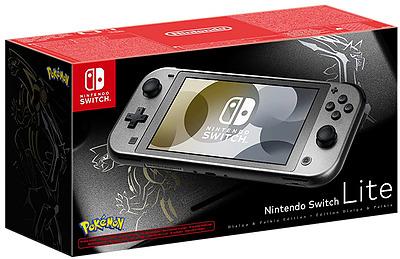 Einfach und sicher online bestellen: Nintendo Switch Lite Dialga & Palkia Edition in Österreich kaufen.