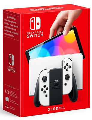 Einfach und sicher online bestellen: Nintendo Switch OLED weiß in Österreich kaufen.