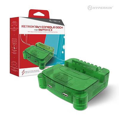Einfach und sicher online bestellen: Nintendo Switch Retron Sb4 Console Dock grün in Österreich kaufen.