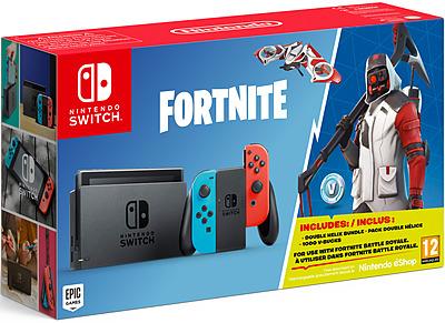 Einfach und sicher online bestellen: Nintendo Switch Fortnite Bundle in Österreich kaufen.