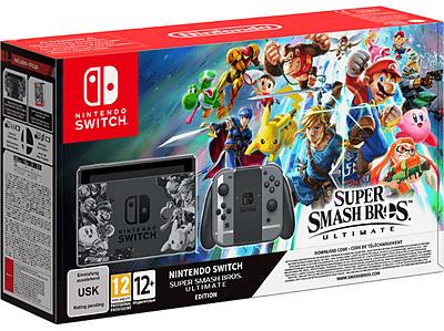 Einfach und sicher online bestellen: Nintendo Switch Super Smash Bros. Ultimate Edition in Österreich kaufen.