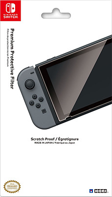 Einfach und sicher online bestellen: Nintendo Switch Premium Protective Screen Filter in Österreich kaufen.