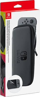 Einfach und sicher online bestellen: Nintendo Switch Tasche und Schutzfolie in Österreich kaufen.