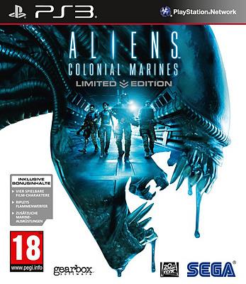 Einfach und sicher online bestellen: Aliens: Colonial Marines Limited Edition (AT) in Österreich kaufen.