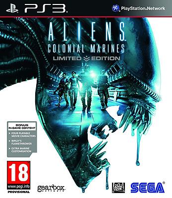 Einfach und sicher online bestellen: Aliens: Colonial Marines Limited Edit. (EU-Import) in Österreich kaufen.