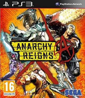 Einfach und sicher online bestellen: Anarchy Reigns (Englisch) in Österreich kaufen.