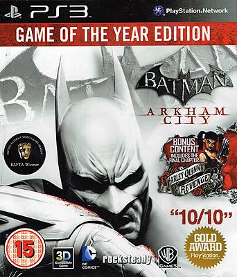 Einfach und sicher online bestellen: Batman: Arkham City Game of the Year (Englisch) in Österreich kaufen.