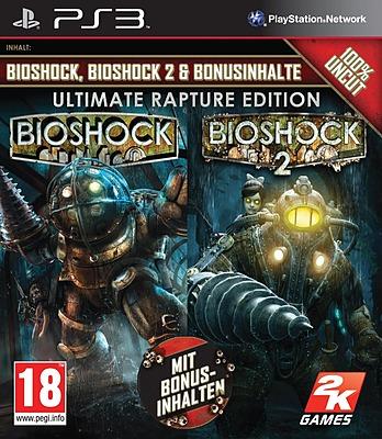 Einfach und sicher online bestellen: Bioshock Ultimate Rapture Edition (AT-PEGI) in Österreich kaufen.
