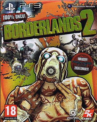 Einfach und sicher online bestellen: Borderlands 2 Premiere Club Version (AT-PEGI) in Österreich kaufen.