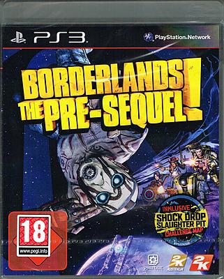 Einfach und sicher online bestellen: Borderlands: The Pre-Sequel! D1 Edition + DLC in Österreich kaufen.