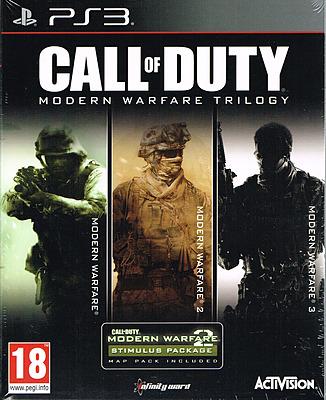 Einfach und sicher online bestellen: Call of Duty: Modern Warfare Trilogy (EU-Import) in Österreich kaufen.