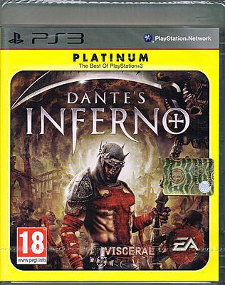 Einfach und sicher online bestellen: Dantes Inferno Platinum (EU-Import) in Österreich kaufen.