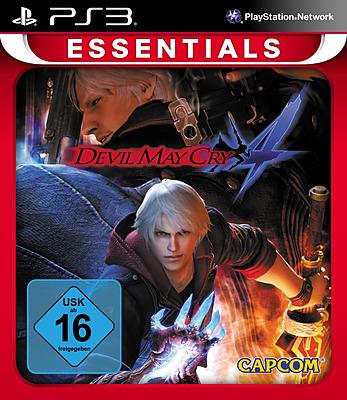 Einfach und sicher online bestellen: Devil May Cry 4 Essentials in Österreich kaufen.