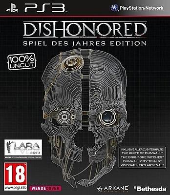 Einfach und sicher online bestellen: Dishonored: Spiel des Jahres Edition (AT-PEGI) in Österreich kaufen.