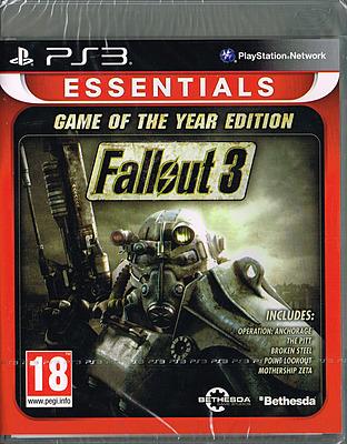 Einfach und sicher online bestellen: Fallout 3 Game of the Year Edition Essentials (EU) in Österreich kaufen.