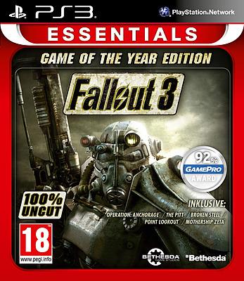 Einfach und sicher online bestellen: Fallout 3 Game of the Year Edition Essentials (AT) in Österreich kaufen.