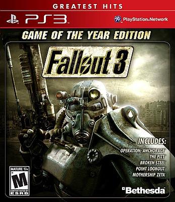 Einfach und sicher online bestellen: Fallout 3 Game of the Year Edition (US-Import) in Österreich kaufen.