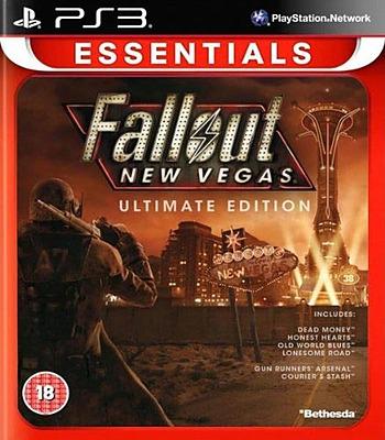 Einfach und sicher online bestellen: Fallout: New Vegas Ultimate Ed. Essentials (EU) in Österreich kaufen.