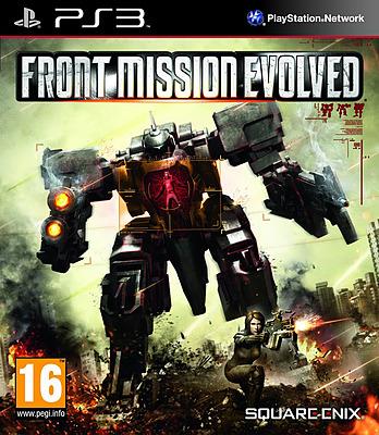 Einfach und sicher online bestellen: Front Mission Evolved (EU-Import) in Österreich kaufen.