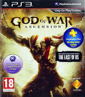 Einfach und sicher online bestellen: God of War: Ascension (EU-Import) in Österreich kaufen.