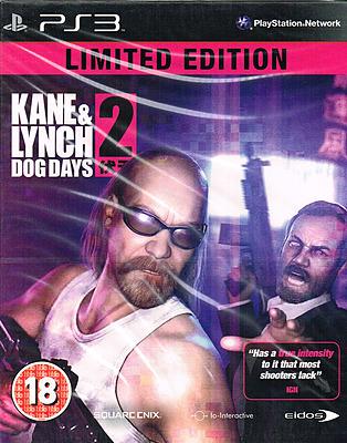 Einfach und sicher online bestellen: Kane & Lynch 2: Dog Days Limited Ed. (Englisch) in Österreich kaufen.