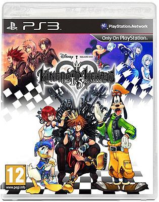 Einfach und sicher online bestellen: Kingdom Hearts HD 1.5 ReMIX (EU-Import) in Österreich kaufen.