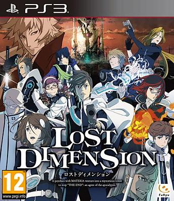 Einfach und sicher online bestellen: Lost Dimension (Englisch) in Österreich kaufen.
