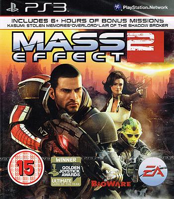 Einfach und sicher online bestellen: Mass Effect 2 + DLCs (Englisch) in Österreich kaufen.