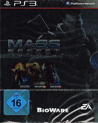 Einfach und sicher online bestellen: Mass Effect Trilogie in Österreich kaufen.