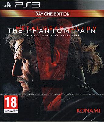 Einfach und sicher online bestellen: Metal Gear Solid 5: The Phantom Pain Day 1 (AT) in Österreich kaufen.