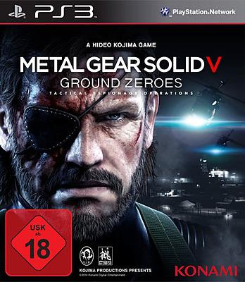 Einfach und sicher online bestellen: Metal Gear Solid 5: Ground Zeroes in Österreich kaufen.