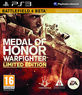 Einfach und sicher online bestellen: Medal of Honor: Warfighter Limited Edition (AT) in Österreich kaufen.