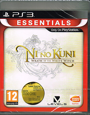 Einfach und sicher online bestellen: Ni No Kuni: Wratch of the White Witch (EU-Import) in Österreich kaufen.