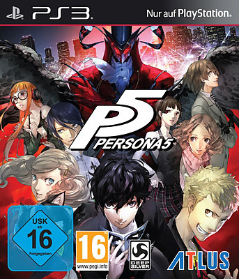 Einfach und sicher online bestellen: Persona 5 in Österreich kaufen.