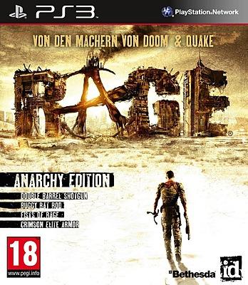 Einfach und sicher online bestellen: Rage Anarchy Edition (AT-PEGI) in Österreich kaufen.