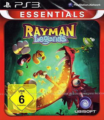 Einfach und sicher online bestellen: Rayman Legends Essentials in Österreich kaufen.