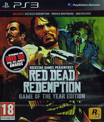 Einfach und sicher online bestellen: Red Dead Redemption Game of the Year in Österreich kaufen.