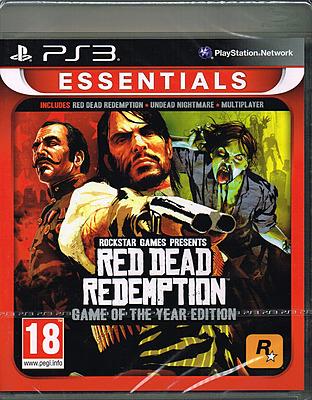 Einfach und sicher online bestellen: Red Dead Redemption Game of the Year (PEGI) in Österreich kaufen.