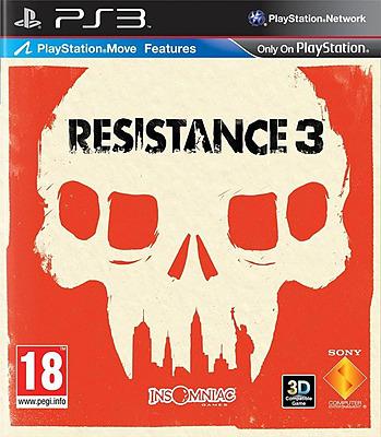 Einfach und sicher online bestellen: Resistance 3 (Englisch) in Österreich kaufen.