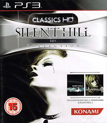 Einfach und sicher online bestellen: Silent Hill HD Collection (Englisch) in Österreich kaufen.