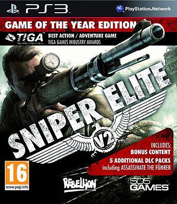 Einfach und sicher online bestellen: Sniper Elite V2 Game of the Year Edition (English) in Österreich kaufen.
